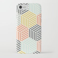 Colorful Geometric iPhone 7 Slim Case
