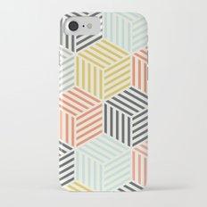 Colorful Geometric Slim Case iPhone 7