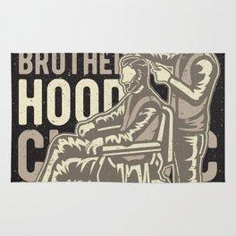 Barber Brotherhood Rug