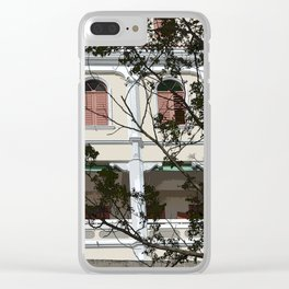 Building Clear iPhone Case