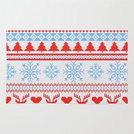 Ugly Christmas Design Rug