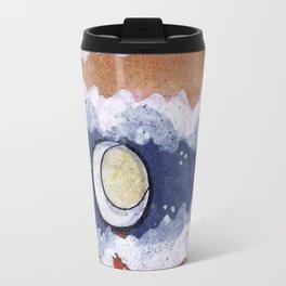 If the blue sky is a fantasy, Travel Mug