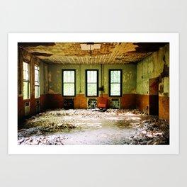 The Forever Room Art Print