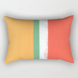 Stripes No.2 Rectangular Pillow