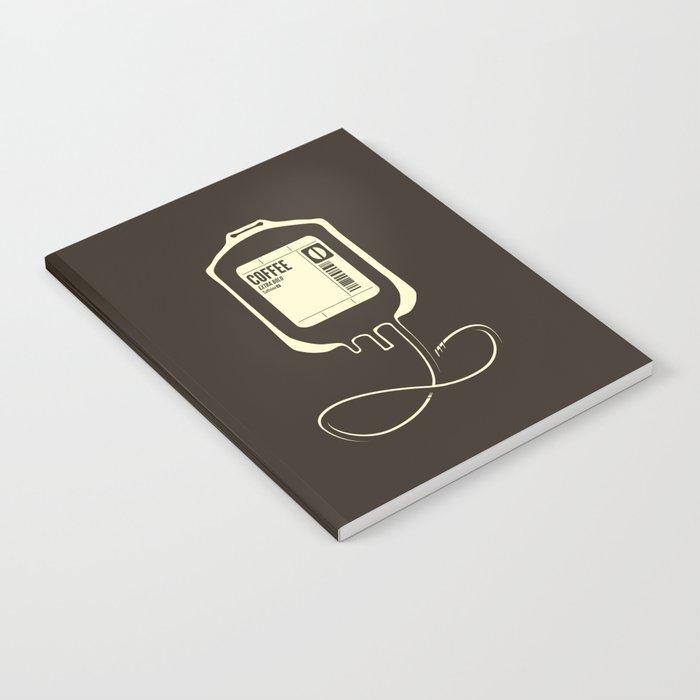 Coffee Transfusion Notebook