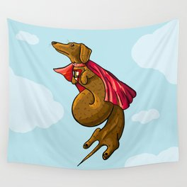 SuperDach Wall Tapestry
