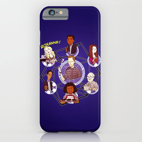 Remedial Chaos Theory iPhone & iPod Case