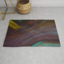 Bands of Color Rug
