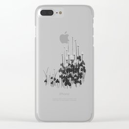Klee Clear iPhone Case