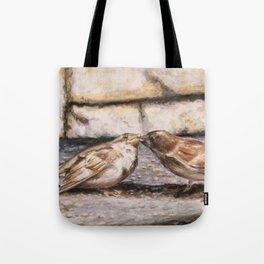 Nurturing In Nature Tote Bag