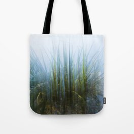 Green Explosion Tote Bag