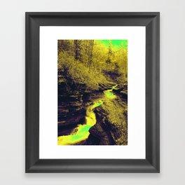 Buttermilk Framed Art Print