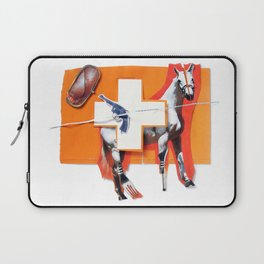 Canned Beans   Collage Laptop Sleeve