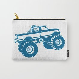 Monster Truck Carry-All Pouch