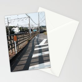 Railroad Stationery Cards