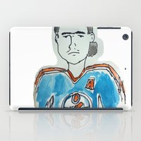 hockey iPad Cases featuring Hockey by short stories gallery