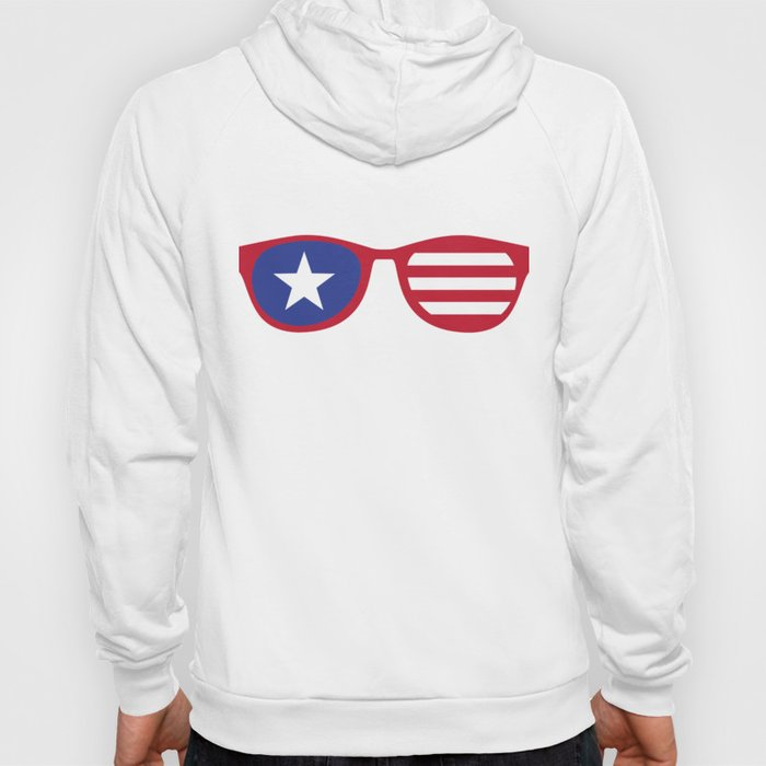 Cool 4th July Independence Day Design Hoody