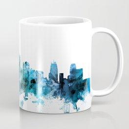Kansas City Missouri Skyline Coffee Mug