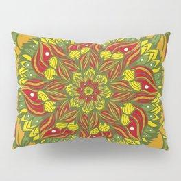 Summer mandala 4 Pillow Sham