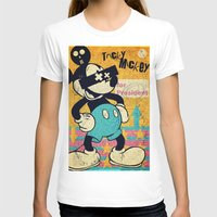 mickey T-shirts featuring Tricky Mickey by Alec Goss