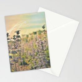 Lavender fantasy Stationery Cards