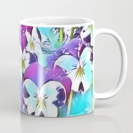 Candy Floral Mix Coffee Mug