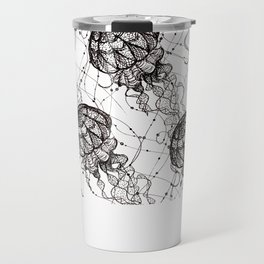 Jellyfish. By Ane Teruel Travel Mug