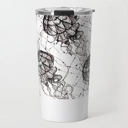 Jellyfish. By Ane Teruel Travel Mug