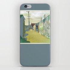 Fifteenth St. San Francisco iPhone & iPod Skin