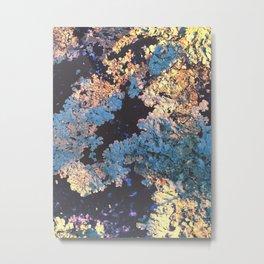 Mycology Metal Print