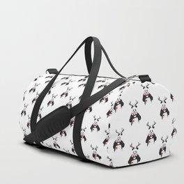 Xmas panda Duffle Bag