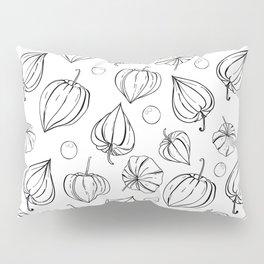 Physalis fruits pattern Pillow Sham