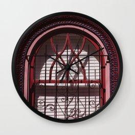 San Francisco VII Wall Clock