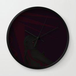 Goddess of lust Wall Clock