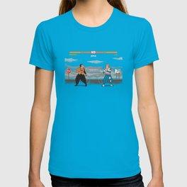 Hammer Vs Ice T-shirt