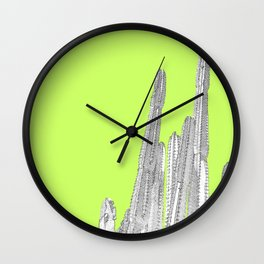 Lime Cordial Wall Clock
