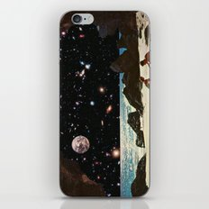 it's always sunny in space iPhone & iPod Skin