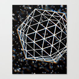 Sacred Ideas Canvas Print