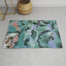 Waves In Harmony Rug