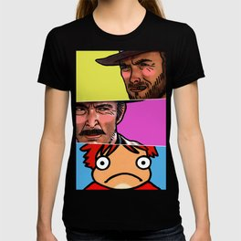 The Good, The Bad & The Ghibli T-shirt