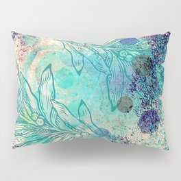 Paix hivernale - Winter peace Pillow Sham