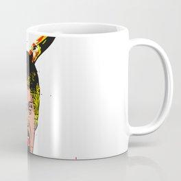 Demonic Trump POP ART. Coffee Mug