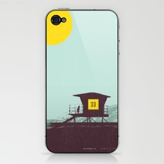 Locals Only - San Diego iPhone & iPod Skin