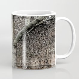 """Tree Hugs"" Coffee Mug"