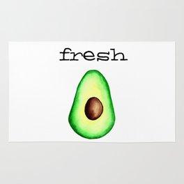 Fresh Avocado fr e sh a voca do Rug
