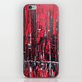 Inflamed iPhone Skin