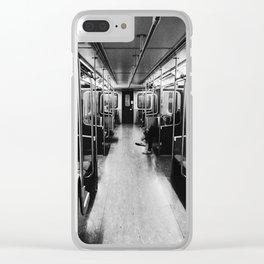 TTC Clear iPhone Case