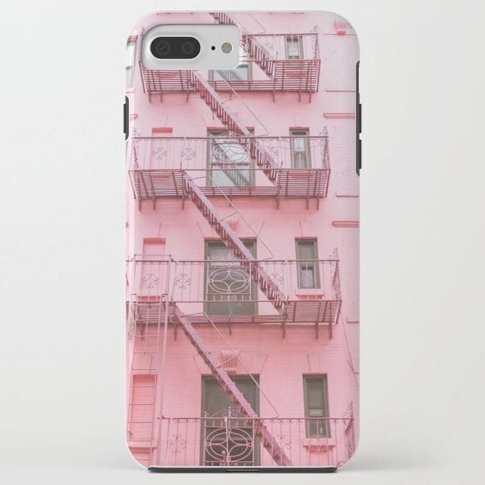 Pink Soho NYC iPhone Case