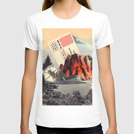 Mt. Red T-shirt