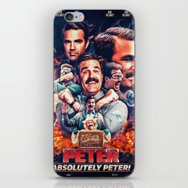 Peter - Absolutely Peter iPhone Skin